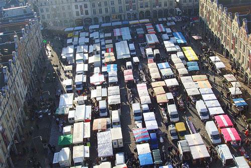 Marché de Noël Arras : quand et comment y aller